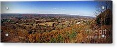 New England Acrylic Print