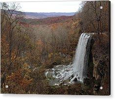 Falling Spring Falls, Va Acrylic Print