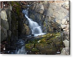Falling Waters In February #2 Acrylic Print