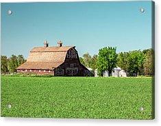 Fallon County Farm Acrylic Print