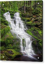 Falls Brook Acrylic Print