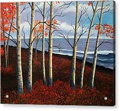 Fall's Charm Acrylic Print