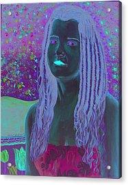 Falon Acrylic Print by Kevin Callahan
