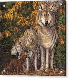 Family Affair Acrylic Print