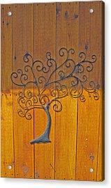 Family Tree Acrylic Print by Barbara McDevitt