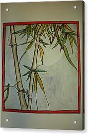 Fanciful Bamboo Acrylic Print