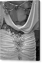Acrylic Print featuring the photograph Fancy Pants by Lori Seaman