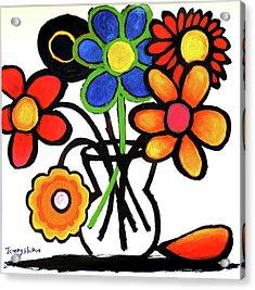 Fantastic Colour Acrylic Print