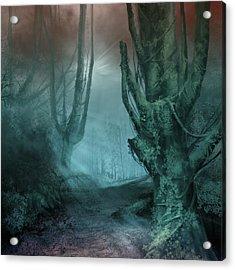 Fantasy Forest 2 Acrylic Print