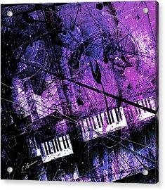 Fantasy In F Minor Acrylic Print by Gary Bodnar