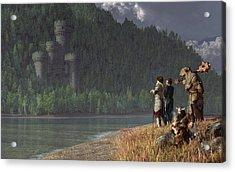 Fantasy Quest Acrylic Print