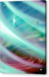 Fantasy Storm Acrylic Print by Scott Wyatt