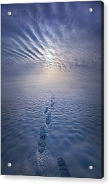 Acrylic Print featuring the photograph Far And Away by Phil Koch