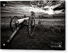 Farewell To Gettysburg Acrylic Print by Olivier Le Queinec