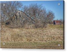 2303 - Fargo Road Forgotten Acrylic Print