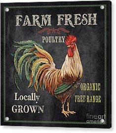 Farm Fresh-jp2634 Acrylic Print by Jean Plout