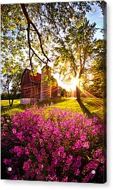Farm Fresh Acrylic Print