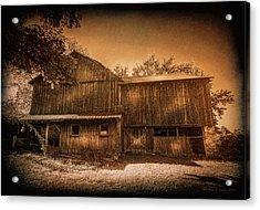 Farm Memories Acrylic Print