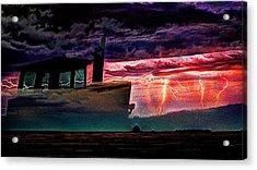 Farming Forcast  Acrylic Print
