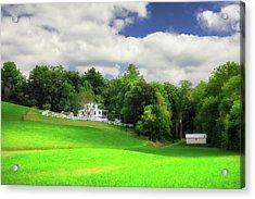 Farmland Acrylic Print