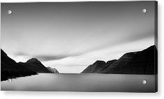 Faroe Islands Acrylic Print by Mihai Florea