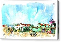 Farol Island 03 Acrylic Print by Miki De Goodaboom