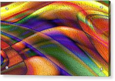 Fascination Acrylic Print