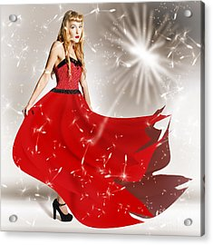 Fashion Love In The Spread Of Designs Acrylic Print by Jorgo Photography - Wall Art Gallery