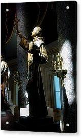 Father Junipero Serra Acrylic Print