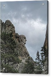 Father Of The Country Acrylic Print