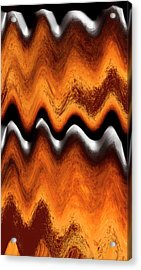 Fault Finding Acrylic Print by Kellice Swaggerty