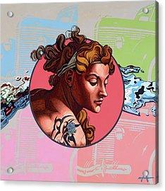 Faun Acrylic Print