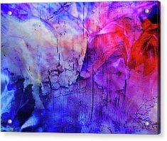 Faux Chasm Acrylic Print