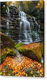 Acrylic Print featuring the photograph Favorite Time Of Year by Bernard Chen