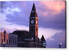 Fayetteville Courthouse Acrylic Print