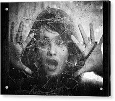 Fear! Acrylic Print