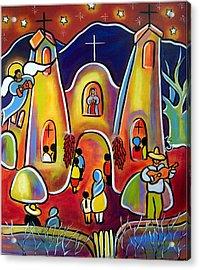 Feast Day Celebration Acrylic Print