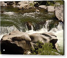 Feather River Canyon Acrylic Print by Dan Whittemore