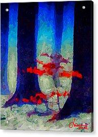 February Tnm Acrylic Print