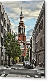 Federal Courthouse Knoxville Acrylic Print