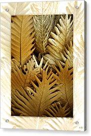 Feeling Nature Acrylic Print by Holly Kempe