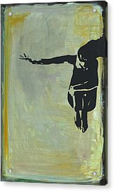 Feeling Unsimplified No. 1 Acrylic Print by Revere La Noue