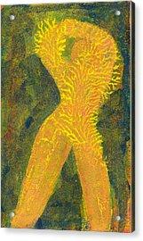 Feelings Of Good Tomorrows Acrylic Print by Jerry Hanks