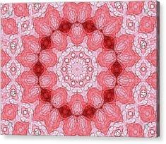 Feels Soft Acrylic Print by George I Perez