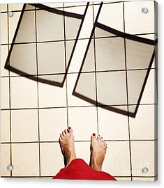 Feet Around The World #28 Acrylic Print