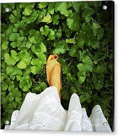 Feet Around The World #3 Acrylic Print