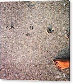 Feet Around The World #31 Acrylic Print