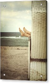 Feet Acrylic Print by Joana Kruse