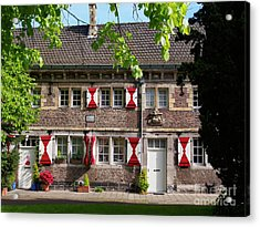 Feilzustersklooster Convent Maastricht Netherlands Acrylic Print