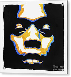 Fela. The First Black President. Acrylic Print